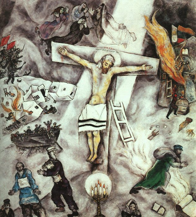 Chagall, A Crucificação