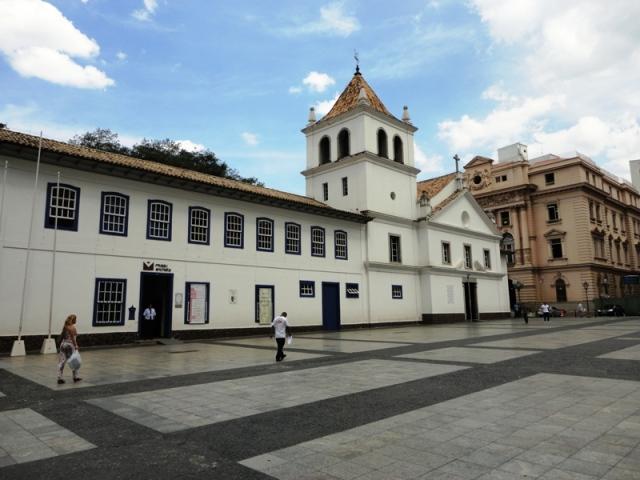 Pátio do Colégio by Valdo Resende