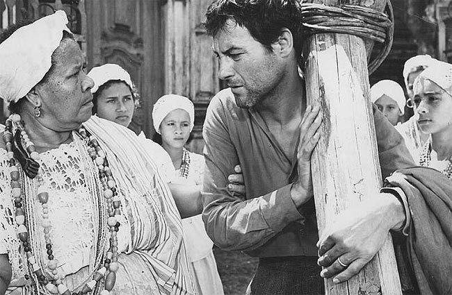 O Pagador de Promessas recebeu a Palma de Ouro em Cannes, 1962