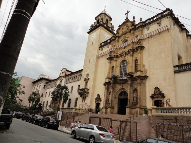 Igreja Nossa Sra do Carmo, Bexiga, São Paulo