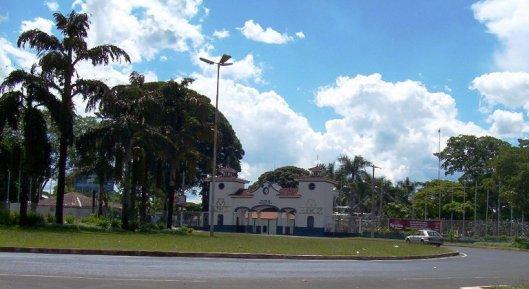 Parque Fernando Costa, Uberaba, MG. Foto Valdo Resende