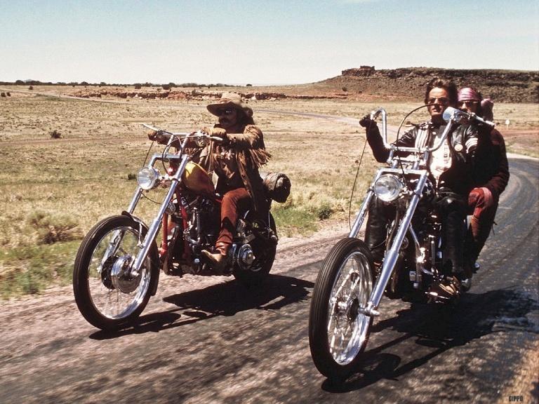 Sem Destino / Easy Rider