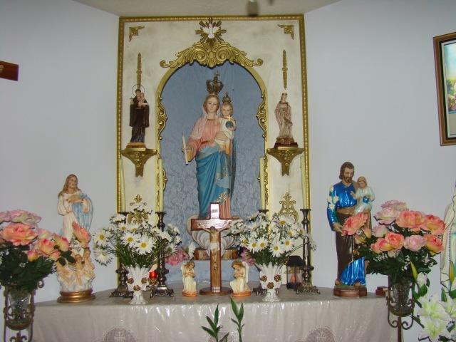 Nossa Senhora da Luz, ilumine a todos nós com a luz da justiça, da verdade e da caridade.