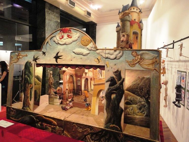 Teatro de Marionetes da República Tcheca. Foto: Valdo Resende