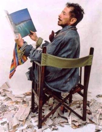 Tom Zé, migrante apaixonado por São Paulo, autor dos versos que colocam poesia neste post