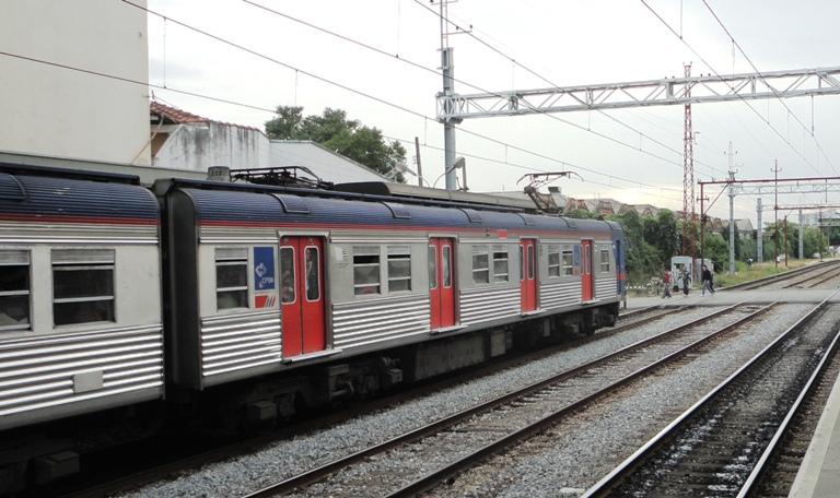 Trem - Valdo Resende