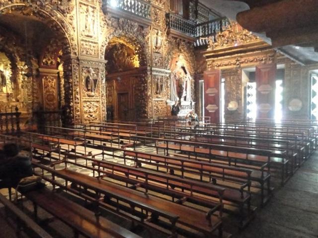 Mosteiro de São Bento, Rio de Janeiro.