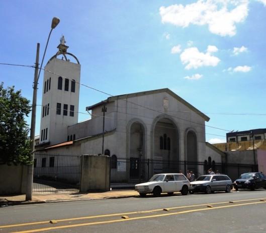 Paróquia de Nossa Senhora das Graças, Uberaba, MG, onde conheci os Somascos e São Jerônimo Emiliani.