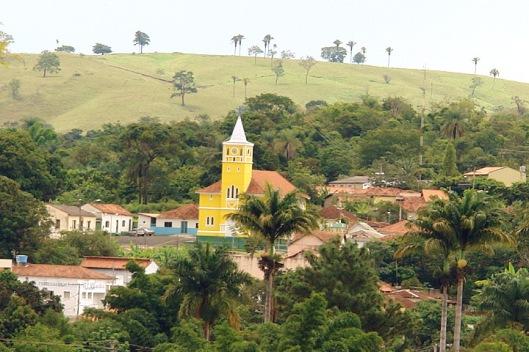 Estrela do Sul, Minas Gerais.