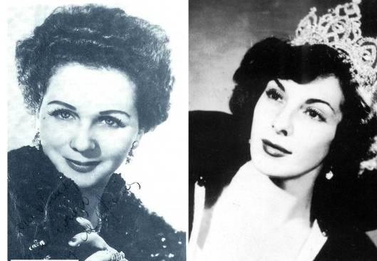 Dalva de Oliveira e Marlene.