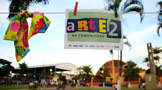Arte na Comunidade 2 - Cidade Canápolis - Fotos - Thaneressa Lima  (23)