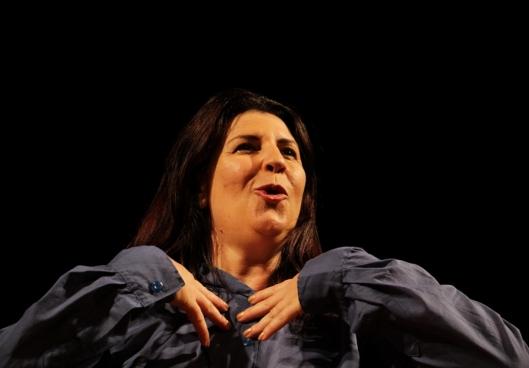 Lilia Pitta (foto Thaneressa Lima /Divulgação)