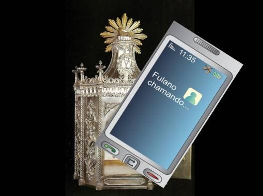 nosso deus, o celular