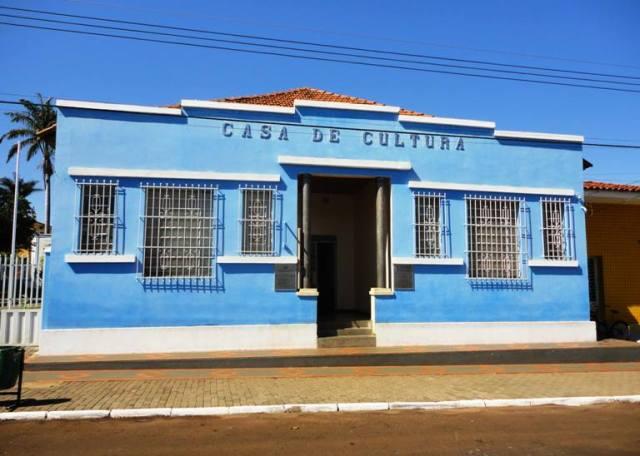 Casa de Cultura, Canápolis, MG - Foto: Valdo Resende