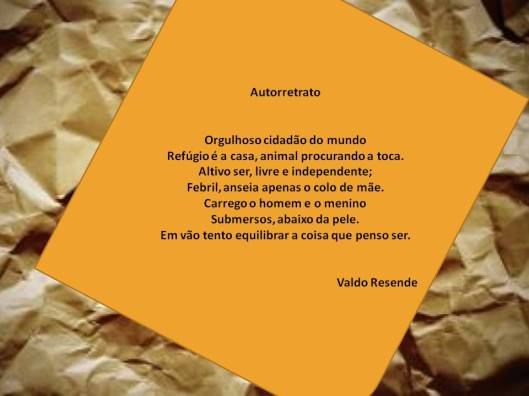 poemeto autorretrato