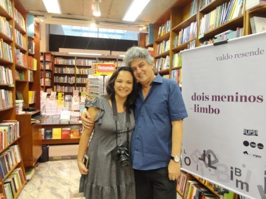 Com Marise De Chirico