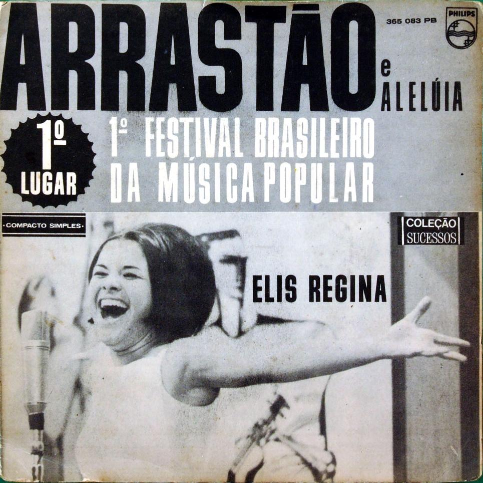 1965 - Arrastao - Elis REgina (1)
