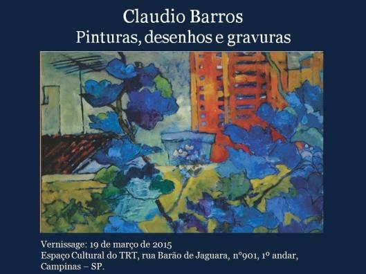 claudio barros convite