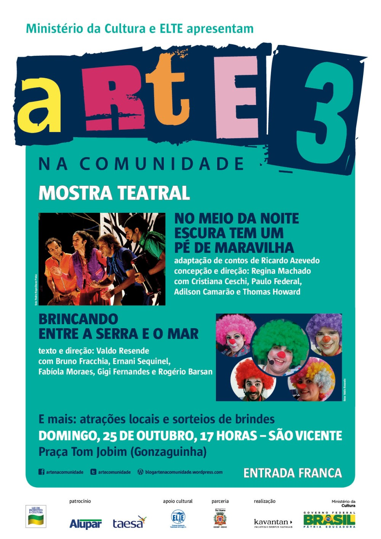 2 - arte na comunidade 3_mostra teatral_SVicente