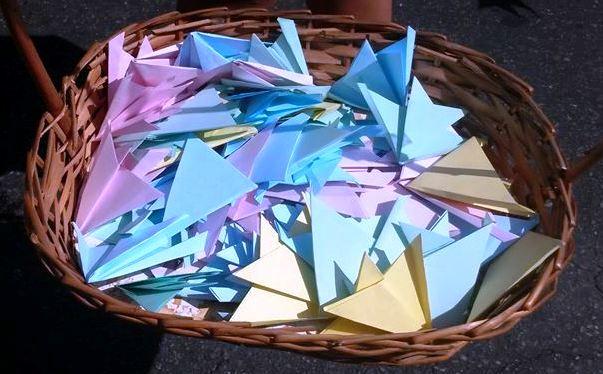peixes-em-origami