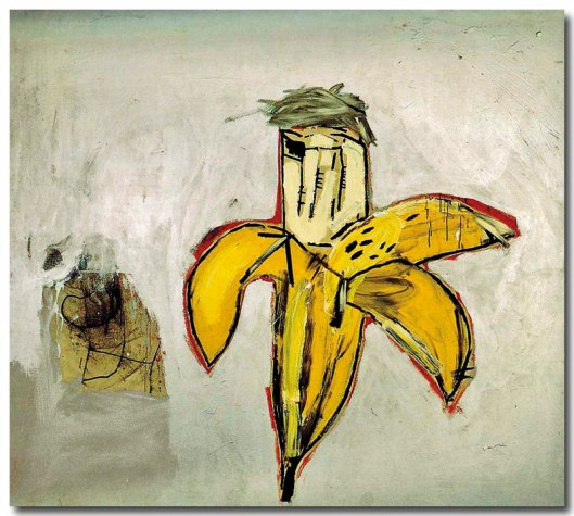 basquiat-bananas