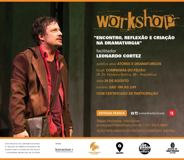 workshop teatro